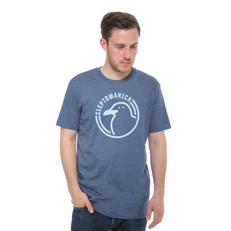Cleptomanicx - Icon Gull Scoop Neck T-Shirt