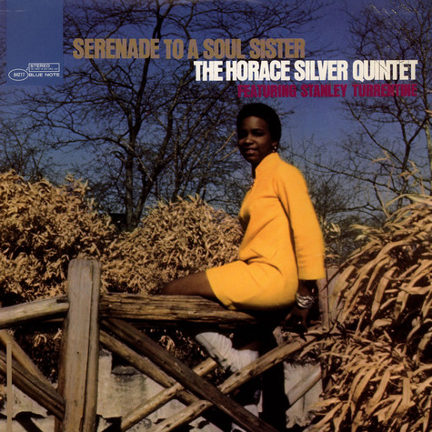 Horace Silver Quintet, The - Serenade To A Soul Sister