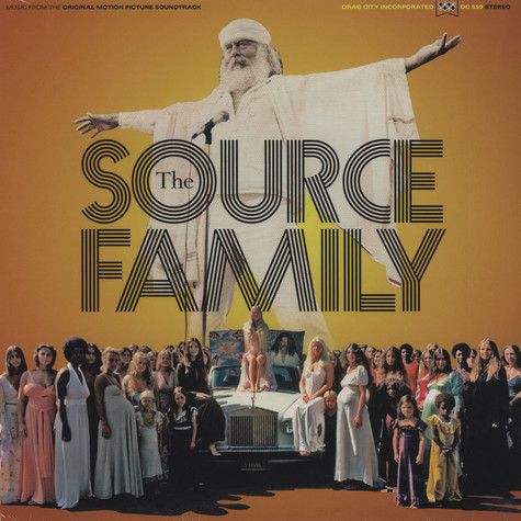 Father Yod & The Source Family - OST The Source Family