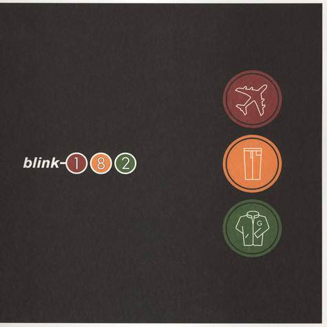 Blink 182 - Take Off Your Pants and Jacket Deluxe Black Vinyl Edition