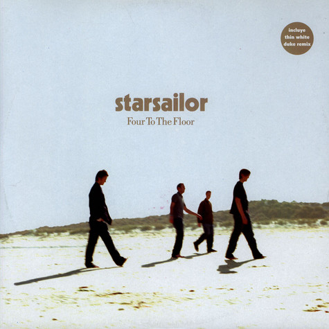 Starsailor - Four To The Floor