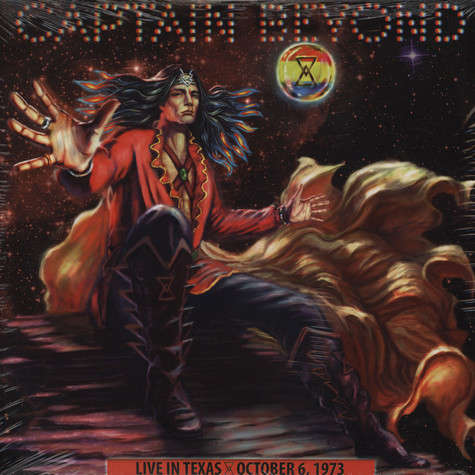 Captain Beyond - Live In Texas - October 6, 1973
