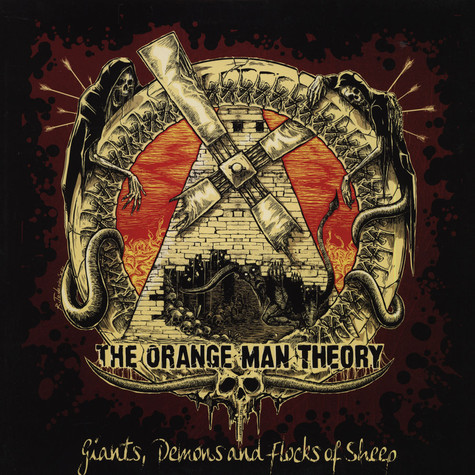 Orange Man Theory - Giants Demons & Flocks Of Sheep