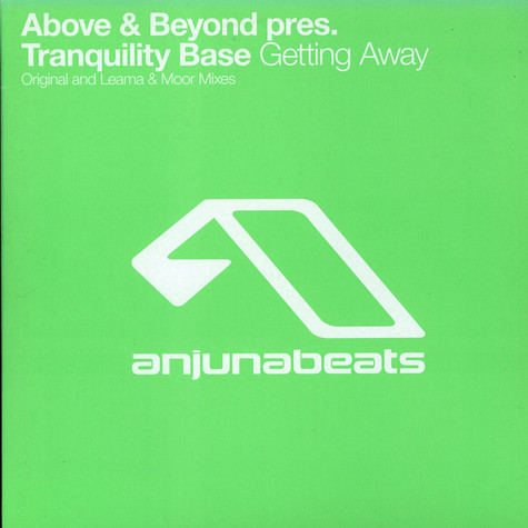 Above & Beyond - Getting Away