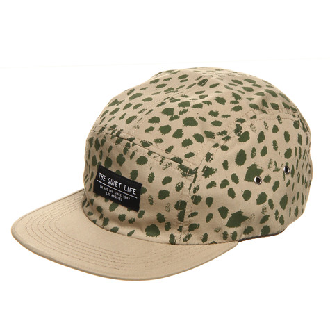 The Quiet Life - Dalmation 5 Panel Cap
