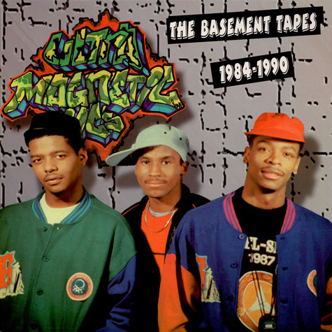 Ultramagnetic MC's - The Basement Tapes 1984-1990