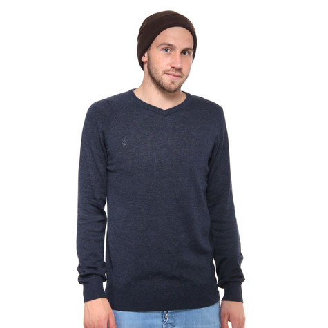 Volcom - Understated V Neck Sweater