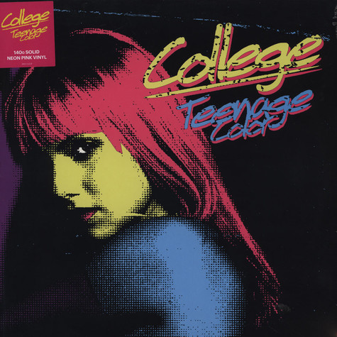 College - Teenage Color EP