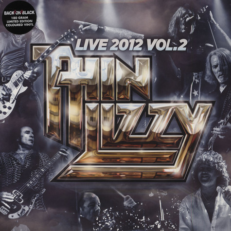 Thin Lizzy - Live 2012 Volume 2