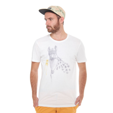 Element x Todd Francis - Peaceful Warrior Hyena T-Shirt
