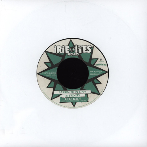 Barrington Levy & Trinity - Genocide