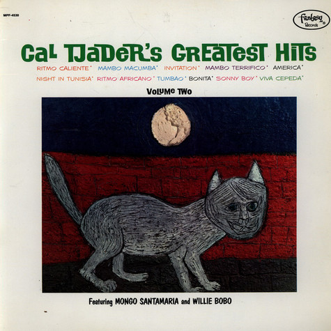 Cal Tjader - Greatest Hits Volume Two