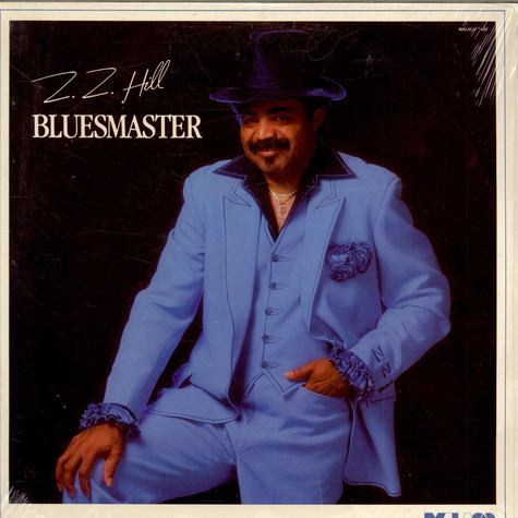 Z.Z. Hill - Bluesmaster