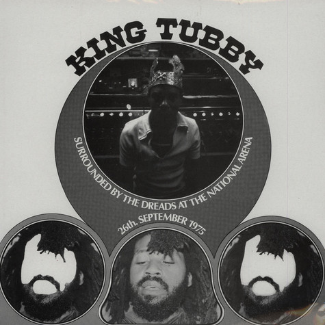 King Tubby - Surrounded By The Dreads At The National Arena