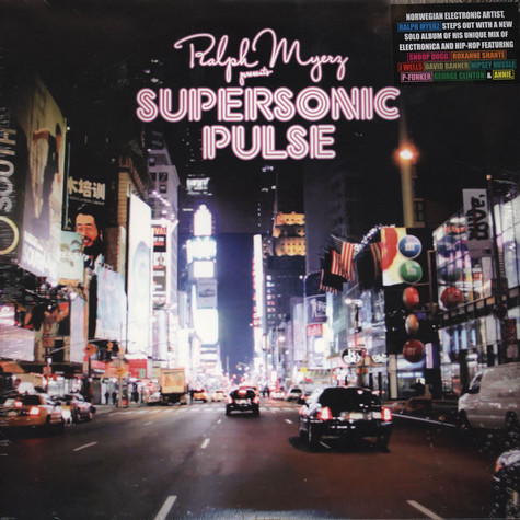 Ralph Myers - Supersonic Pulse