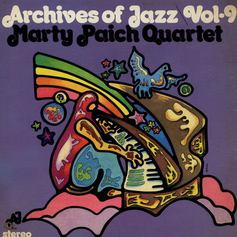 Marty Paich Quartet - Archives Of Jazz Vol. 9