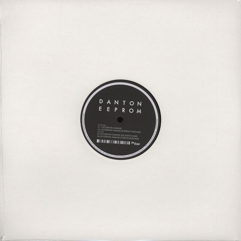 Danton Eeprom - Occidental Damage Remixes