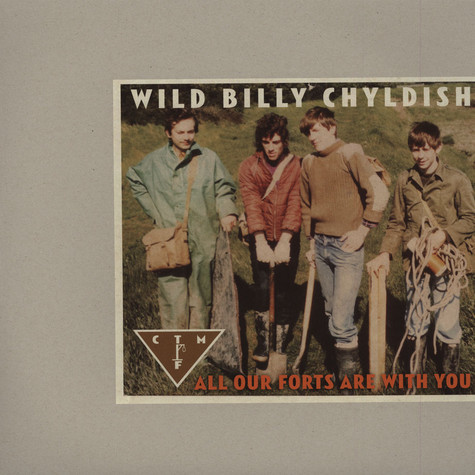 Wild Billy Childish & CTMF - All Our Forts Are With You