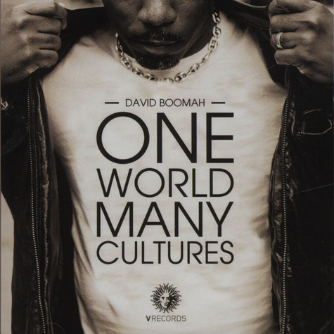 David Boomah - One World Many Cultures