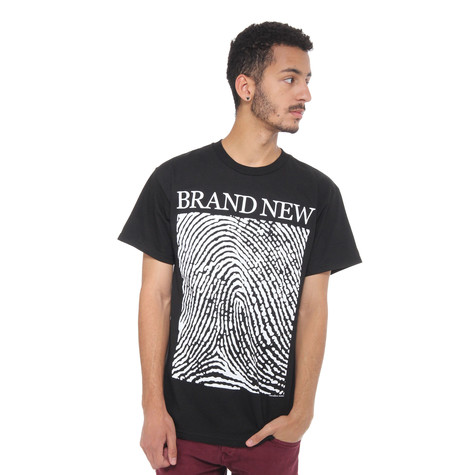 Brand New - Fingerprint T-Shirt