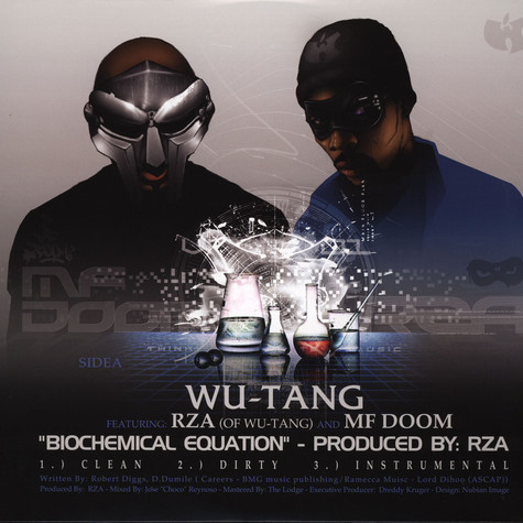 RZA & MF Doom - Biochemical Equation