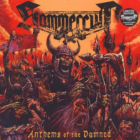 Hammercult - Anthems To The Damned