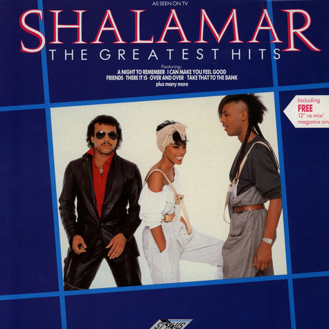 Shalamar - The Greatest Hits