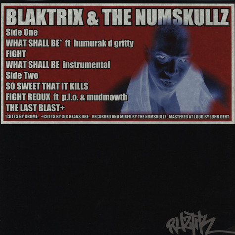 Blaktrix & The Numskullz - What Shall Be
