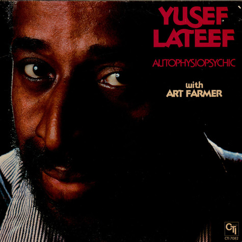 Yusef Lateef With Art Farmer - Autophysiopsychic
