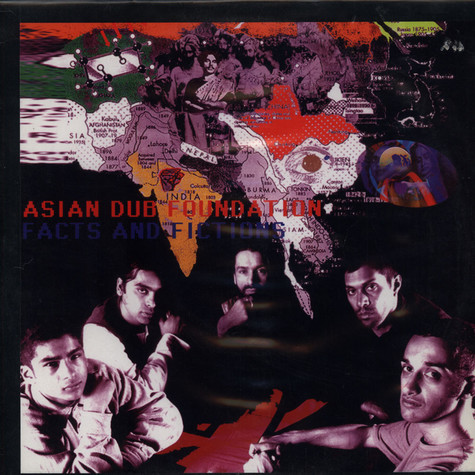 Asian Dub Foundation - Facts And Fictions