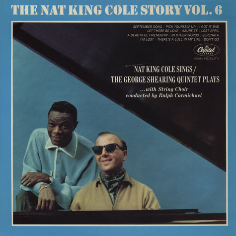 Nat King Cole / George Shearing - Nat King Cole Story Vol. 6