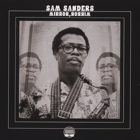 Sam Sanders - Mirror Mirror Orange Vinyl Edition
