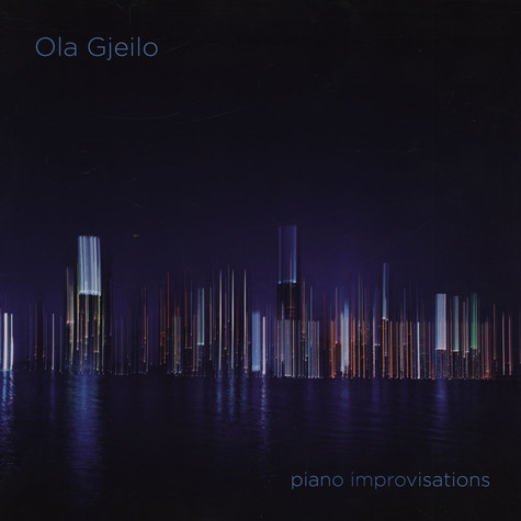 Ola Gjeilo - Piano Improvisations