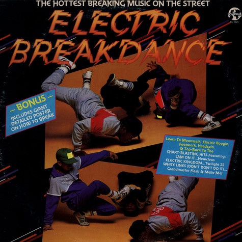 V.A. - Electric Breakdance