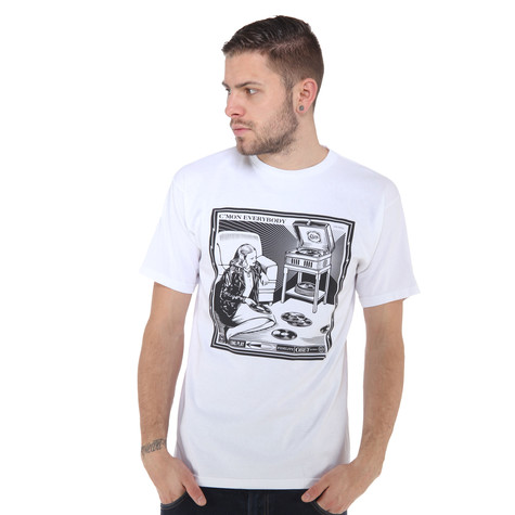 Obey - C'Mon Everybody T-Shirt