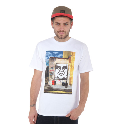 Obey - London Icon Photo T-Shirt
