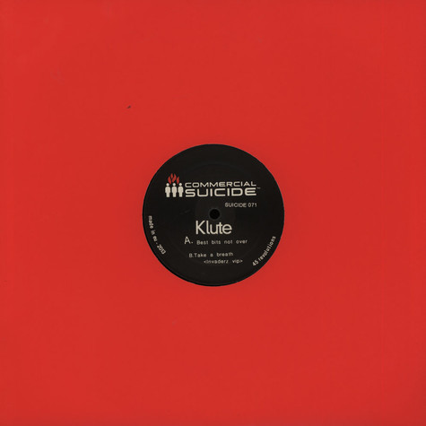 Klute - Best Bits Not Over