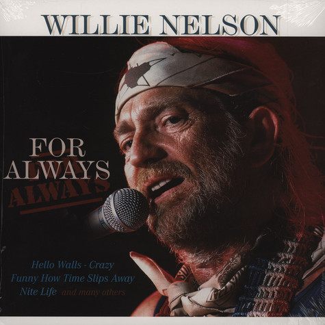 Willie Nelson - For Always