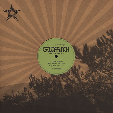 GoldFFinch - The Volume EP