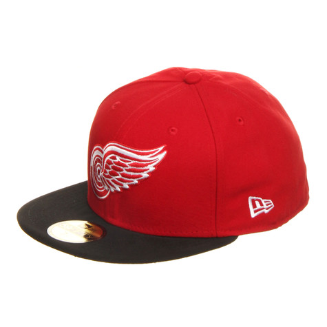 f0318ee5fcbd0 detroit red wings 59fifty hats New Era ...