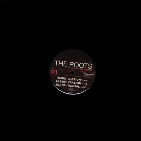 Roots, The - The Next Movement