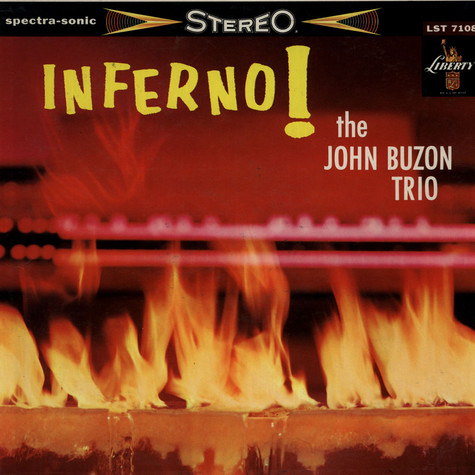 John Buzon Trio, The - Inferno!