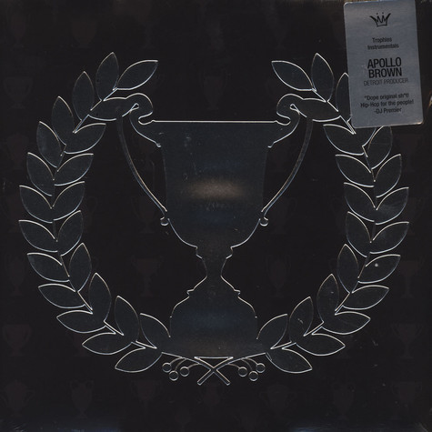 Apollo Brown & O.C. - Trophies Instrumentals