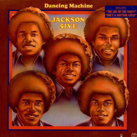 Jackson 5, The - Dancing Machine
