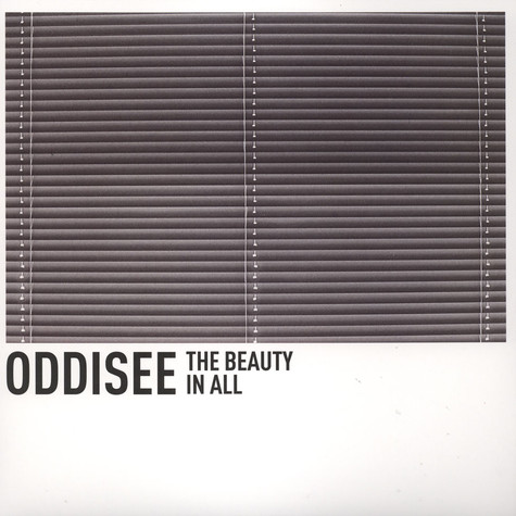 Oddisee - The Beauty In All Ice Blue Vinyl Edition