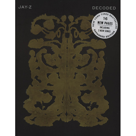 Jay-Z - Decoded - Expanded Edition