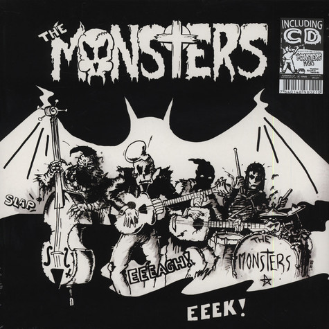 Monsters, The - Masks