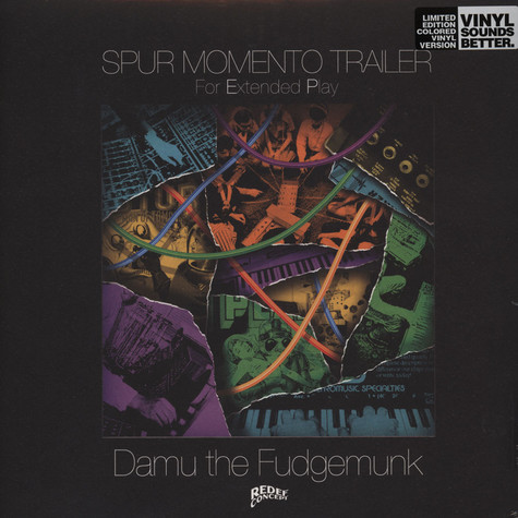 Damu The Fudgemunk - Spur Momento Trailer