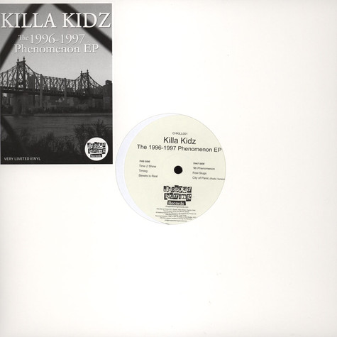 Killa Kidz - The 1996-1997 Phenomenon EP