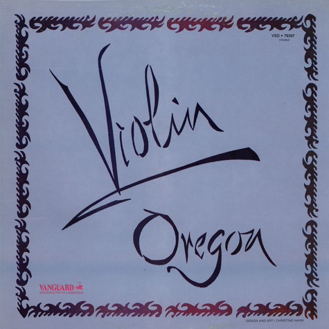 Oregon - Violin